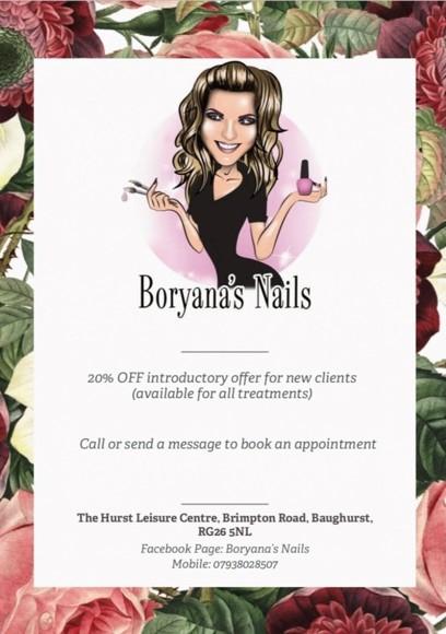 Boryana's Nails