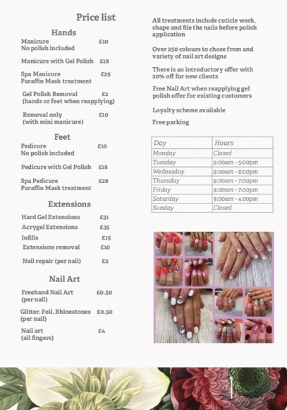 Boryana's Nails2