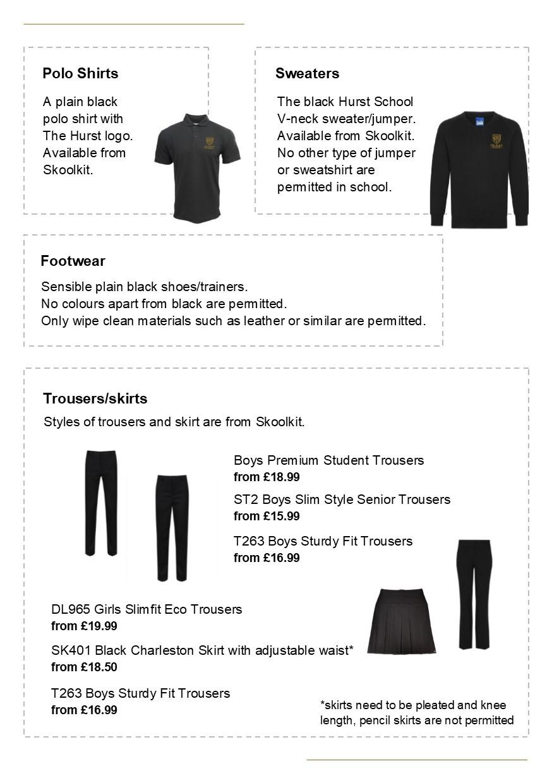 Uniform Leaflet 2021 22